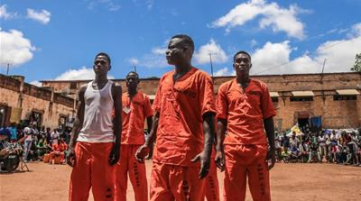 The Dancer Thieves: A Second Chance for Prisoners in Burkina Faso