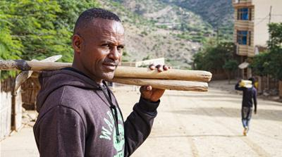 Muruts Beyene: Living in the Ethiopia-Eritrea Borderland