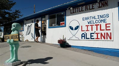 'Storm Area 51': Possible crowds worry Nevada desert towns