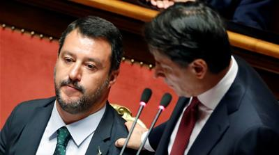 Can Italy's Salvini be defeated?