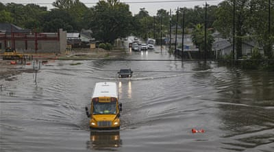Flooding in southeast Texas kills two people