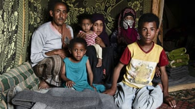 In Pictures: Living through the Yemen war as an IDP