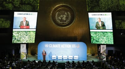 Greta Thunberg to UN Climate Summit: 'How dare you?'