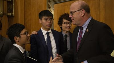 US Congress inches closer to passing Hong Kong human rights bill