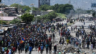 What is really behind the crisis in Haiti?