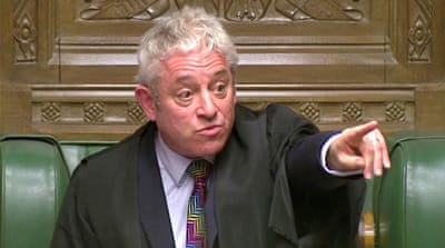 Who is John Bercow? The speaker in the eye of the Brexit storm