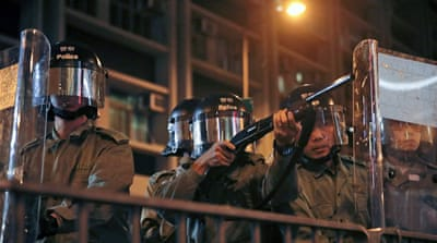 Hong Kong protests to continue despite divisive bill's demise