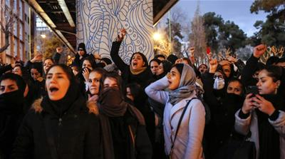 Mass disqualification of candidates add to discontent in Iran
