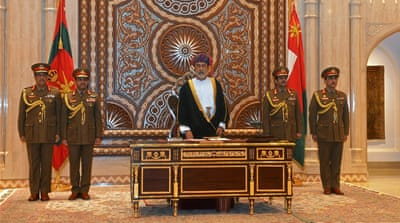 Oman's Sultan Haitham and the strategic Musandam peninsula