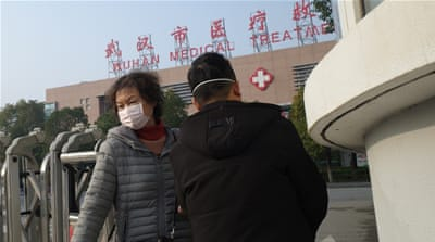 Second person dies from mystery Wuhan virus in China: official