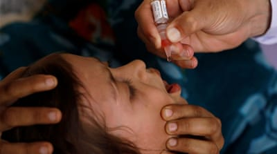 Pakistan says Facebook to help in drive against polio efforts