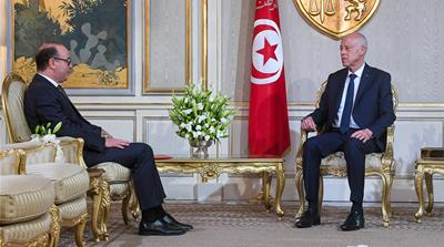 Tunisia's Saied tasks former finance minister to form new gov't