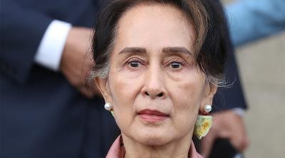 City of London revokes honour granted to Myanmar's Suu Kyi