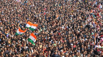 'Fight for India's soul': Protests mark Republic Day celebrations