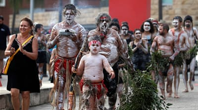 An Aboriginal revival on Invasion Day: 'Australia thought we would die out'
