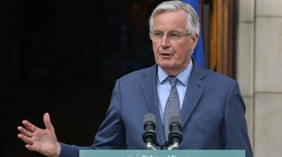Barnier: Brexit will be exercise in 'damage limitation'