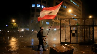 Lebanon's protests: The limit of rage