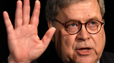 Barr: Trump tweets on cases make it 'impossible' to do my job