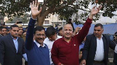 In Delhi, Kejriwal's pro-poor policies strike a chord with voters