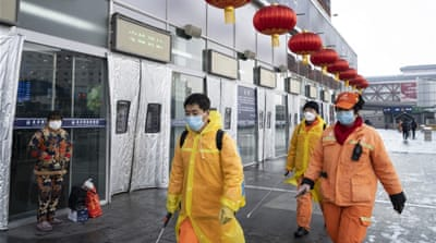 China's tough choices: Contain the virus or support the economy?