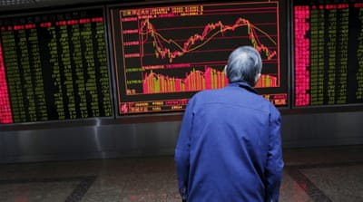 Asian stocks, currencies fall sharply as coronavirus cases surge