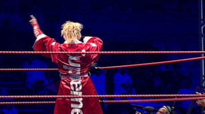 Qatar Pro Wrestling attracts former WWE champs