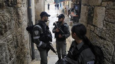 Israeli forces kill Palestinian in Jerusalem after alleged attack