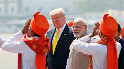 Timeline of US presidential visits to India