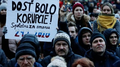 Slovakia seeks escape from corruption black hole