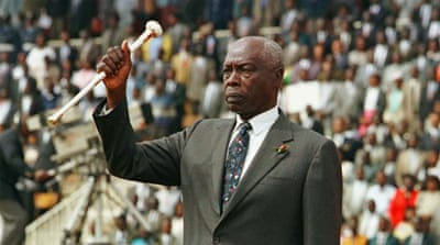 Singing the song of Daniel arap Moi