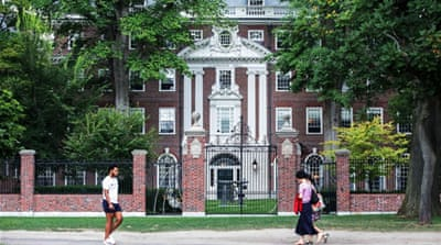 Harvard gets more money from China than any US university