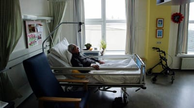 Dutch euthanasia clinic sees jump in death requests