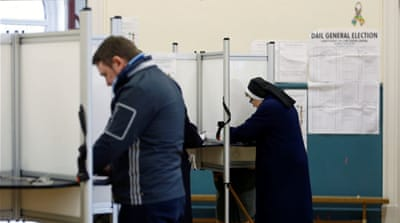 Three-way tie in Ireland's general election: Exit poll