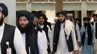 Taliban refuses to talk to newly-formed Afghan government team