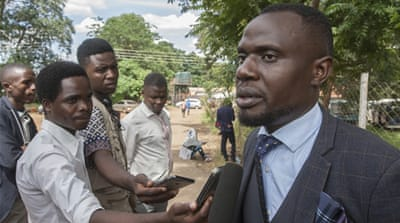 Malawi anti-government activists freed on bail