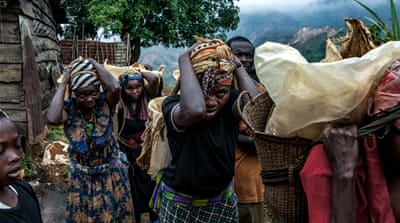 Carrying the load: The weight of women's work in the DRC