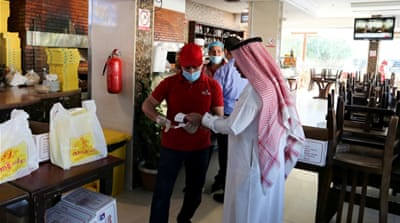Saudi Arabia reports first coronavirus death