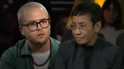 Is Big Tech the New Empire? - Maria Ressa and Christopher Wylie