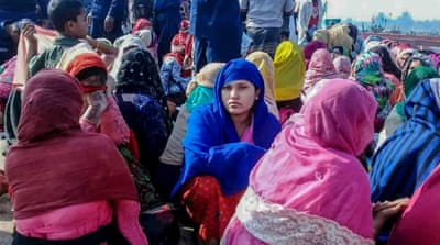 Coronavirus panic grips Rohingya camps in Bangladesh