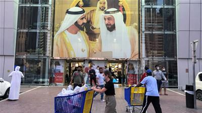 UAE imposes curfew for deep cleaning as coronavirus cases rise