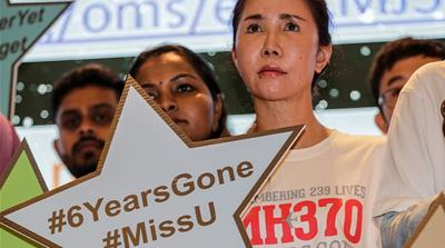 Families want new search for MH370, six years after disappearance