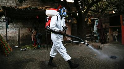 In Pictures: Life in Dakar during coronavirus pandemic