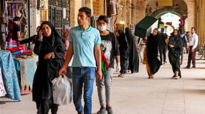 'Strange times': Iranians cautious as coronavirus measures eased