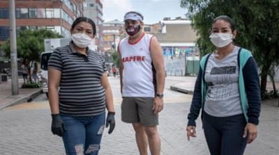 Venezuelans Colombia
