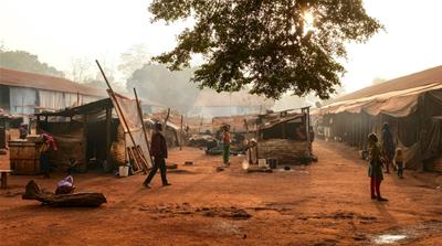 In Central African Republic, a colossal struggle against COVID-19
