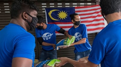 In Pictures: Refugees giving back to coronavirus-hit Malaysia