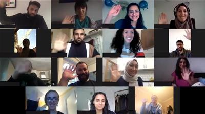 Ramadan Tent project virtual iftar