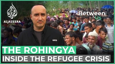 covering the Rohingya refugee crisis [Daylife]