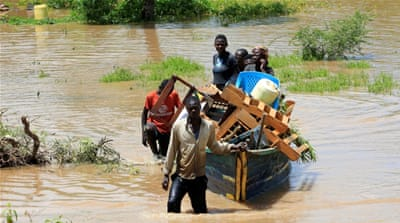 East African countries count losses after devastating floods