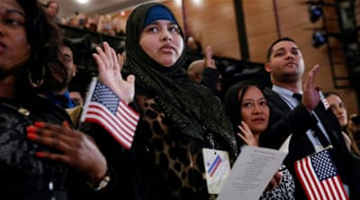 US immigration agency proposes job cuts that could halt system